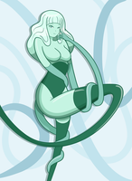 Stretchy Green by DB-Palette