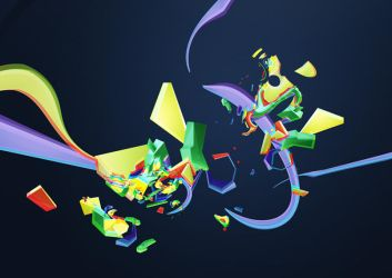 Abstract Experiment No. 1 by relove02