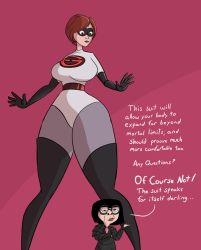 Helen's New Suit by caiman2