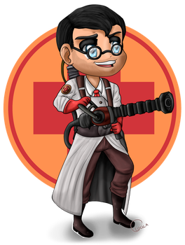 Medic by thelittleanimals