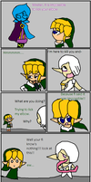 Ghirahim is gross. by Zeldanerd4ever