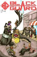 BlackGuard/Fantastic Four Tribute by suicidalassassin