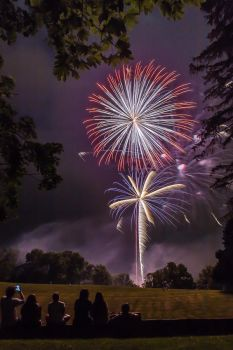 Fireworks 3409 - Another {Nazareth Day} Night by AngusMacRath