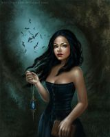 young witch by sashulka