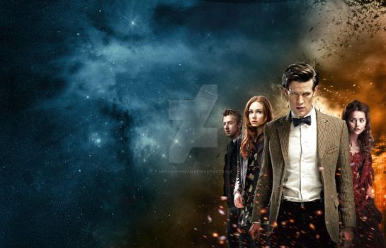 Doctor who series 7 by MrPacinoHead