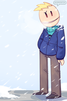 its frickin cold by Angrimator