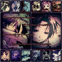 Mikage and Teito.... Best Friends even after Death by Syleria11