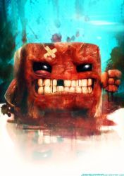 Super Meat Boy by JoshSummana
