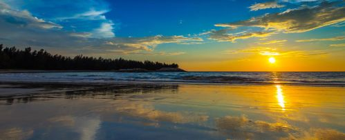 Seaside Reflections by CIBS