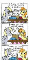 Guess Who - Colored by plasters-ponies