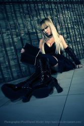 Death Note:We are not Alone II by Tanit-Isis