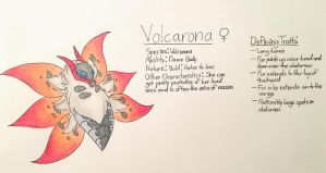 Volcarona Ref (Color picking in desc) by Starbronze