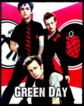 Green Day by Skittles1