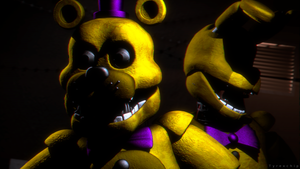 SFM   Don't you Recognize Us? by Tyrexchip