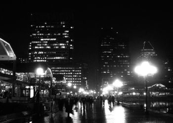 Inner Harbor, Baltimore, MD by ChaosBoy22