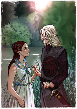 A Song of Ice and Fire by Marina-Shads