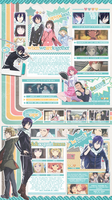[MAL Layout] When We Are Together feat Noragami by Shino-P