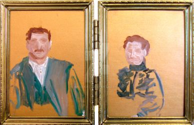 Family History - Great Great Grandparents by annekat