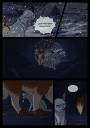 The Owl's Flight - Page 4 by OwlCoat