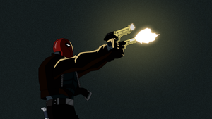 Red Hood by BatmanInc