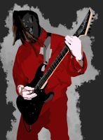 Slipknot ex-members:Josh Brainard by ARandomUserl-l