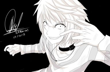Art Gift : Accelerator by Riki-to