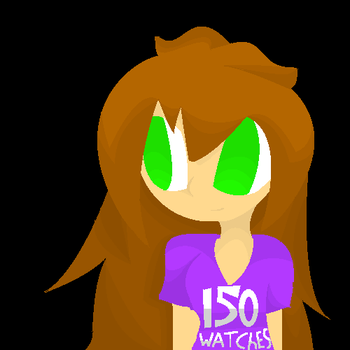 150 Watchers Art Giveaway Thingy! by lyssaG123