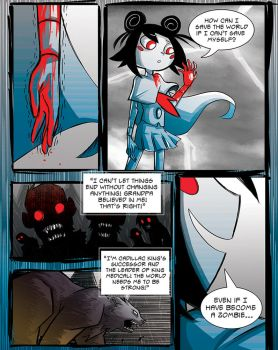 Zombie Shark Bear Ep 1 - Break The Skin Page 69 by gpanthony