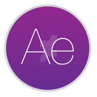 After Effects Icon Update by hamzasaleem