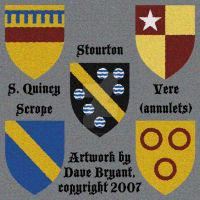 Heraldic achievements IV by Catspaw-DTP-Services