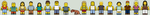 Lego'd King of the Hill ALL by Ripplin
