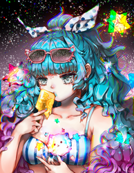 [OC] Summer Stars by luo-chan
