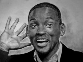Will Smith by Ray-Clark