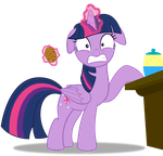 Twilight Caught Stealing From The Cookie Jar by SpellboundCanvas