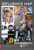 My Influence Map by tansau