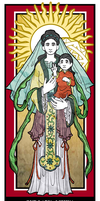 Our Lady of China by NowitzkiTramonto
