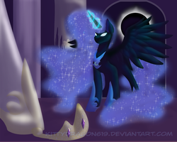 The Day The Moon Betrayed The Sun by KittyDragon619