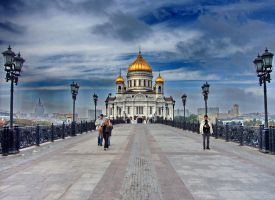 Main Russian Church - 2 by Oleg-Y
