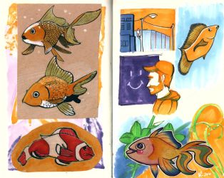More Fish by Jesness