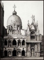 Palazzo Ducale by Eirene-pax