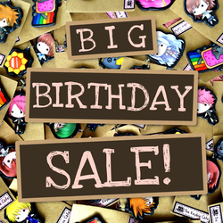 20% Off ALL Keybies With Our Big Birthday Sale by silverei