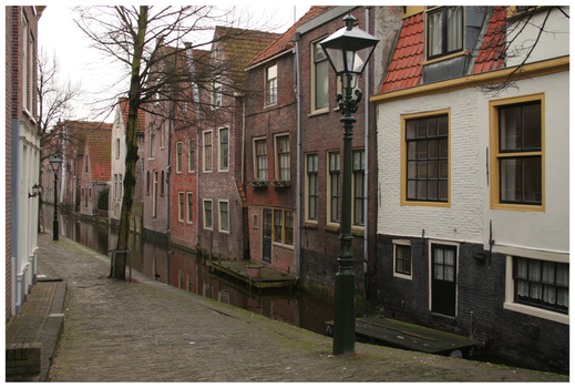 Holland: All the Tiny Streets by Uttermost