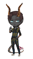 Icarus Cheeb by Inupii