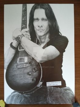 Myles Kennedy by Joan95