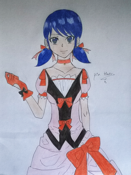 Marinette Cheng by YinHaru95