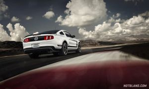 Mustang Boss 302 III by notbland
