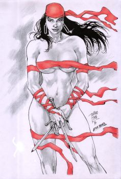 Elektra AFTER BENES by Thinho88