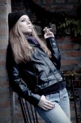Rebel with a cause by antoanette