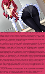 REUPLOAD: Sexy Maid TG Caption by Explicit-Cryptid