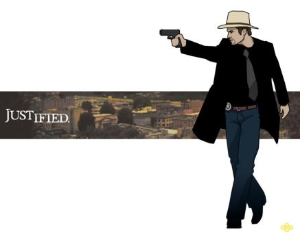 Justified by flashmcgee
